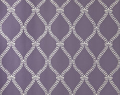 Farrow & Ball - Crivelli Trellis Wallpaper traditional wallpaper