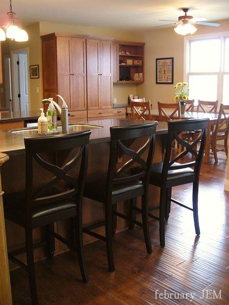 A Family Affair--M.Potthoff NEw Construction craftsman-kitchen