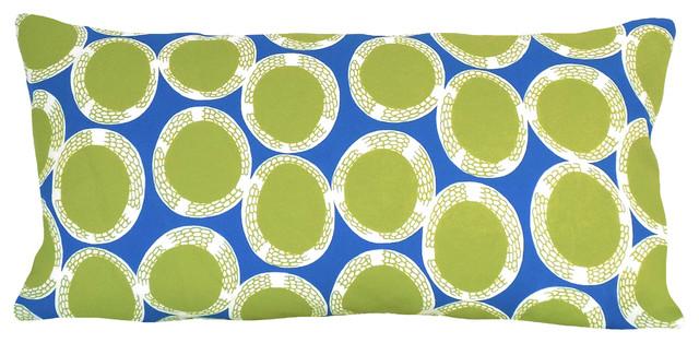 Nocciola Lumbar Pillow contemporary-decorative-pillows