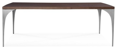 Saloom Furniture | Grace Concave Dining Table dining-tables