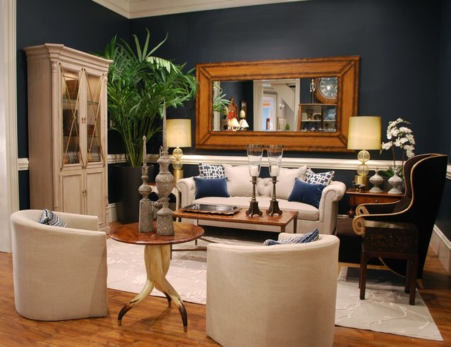 Family rooms eclectic-family-room
