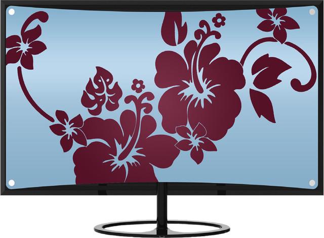 Runco Vistage Ultra Thin Flat Panel Displays modern-home-electronics