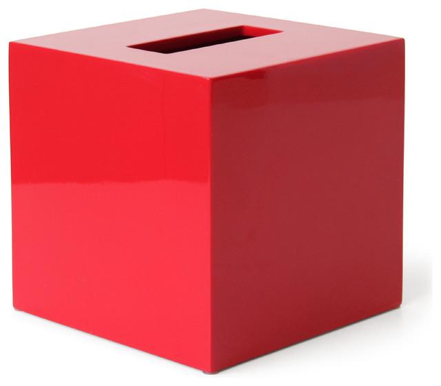 Modern Tissue Box Holders by Jonathan Adler