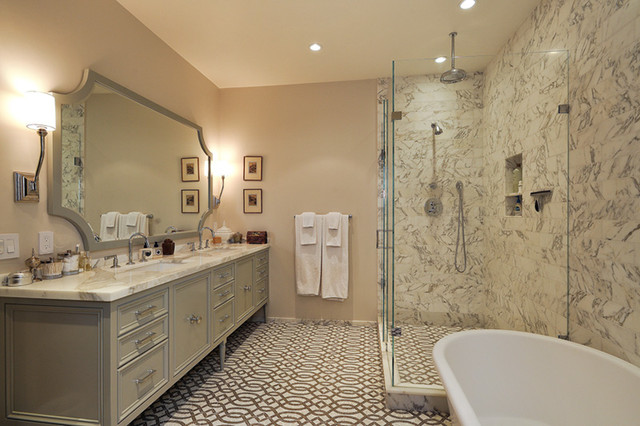 San francisco european style contemporary bathroom for European style bathroom