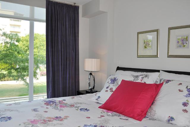 Bedroom in Kerrisdale contemporary-bedroom