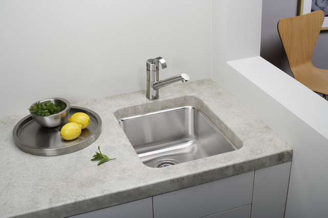 A Prefect Blend... Transitional kitchen-sinks