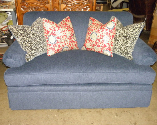 Couch Upholstery -