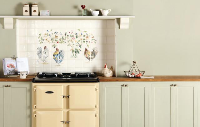 Decorative tiles traditional-tile