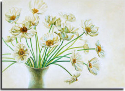 Wall Decorations and Floral Paintings traditional