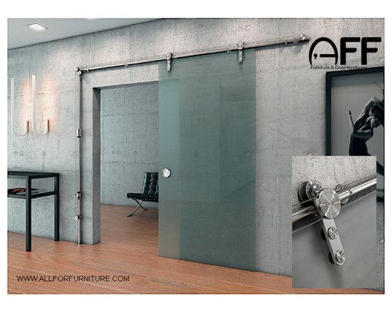 GRAV - Sliding System for Glass -