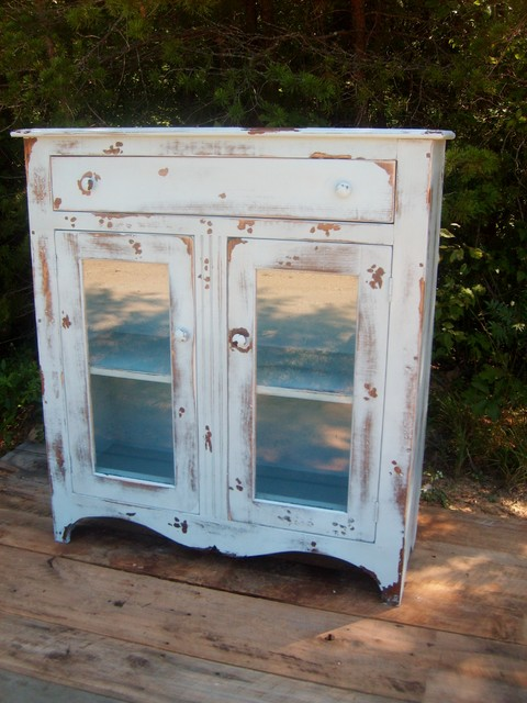 Custom Farmhouse Furniture - Eclectic - Buffets And Sideboards - charlotte - by Fable Porch