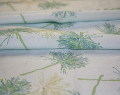 Pods Fabric by Victoria Larson Textiles contemporary-fabric