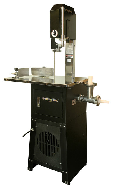 Sportsman Series Electric Meat Cutting Band Saw and ...