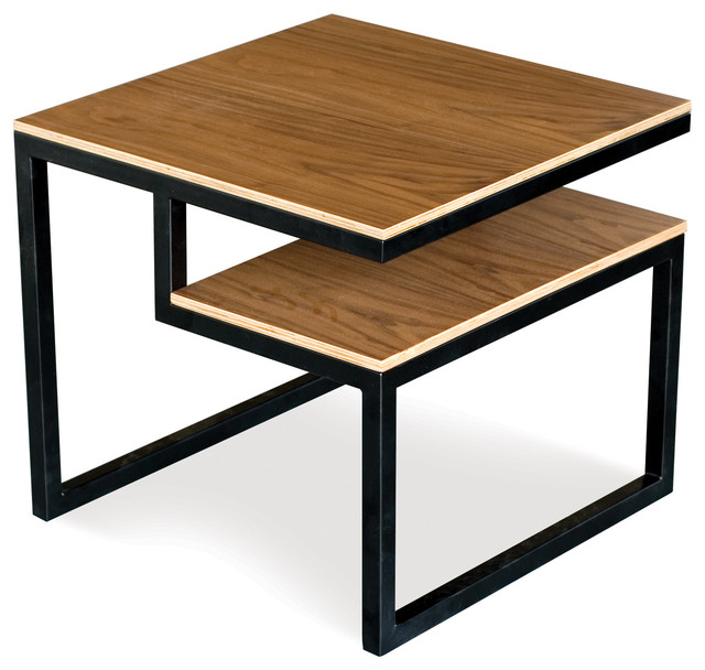Gus Modern Ossington End Table Modern Side Tables And End Tables By Design Public