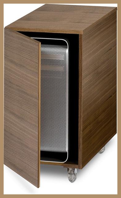 BDI - Sequel 6006 Mobile CPU Cabinet - Modern - Desk Accessories - by 2Modern