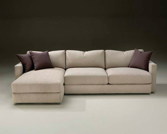 Mr. Big Sectional from Thayer Coggin -