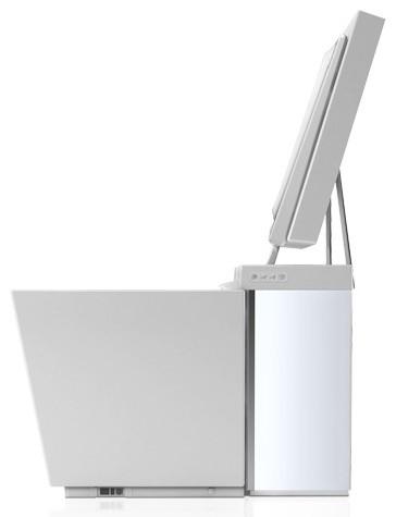 Numi Toilet contemporary-toilets