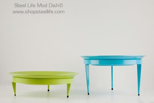 Steel Life's Basin and Loft Mod Dish modern-indoor-pots-and-planters