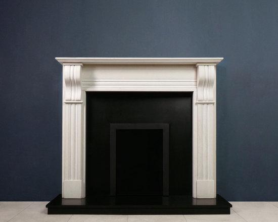 Irish Fireplaces The Dublin Corbel -