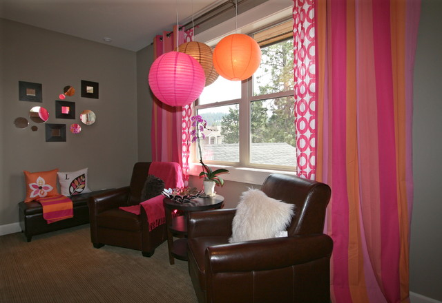 Teenage Girl's Room contemporary-kids