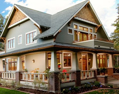 Detailed Craftsman Home craftsman exterior