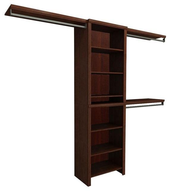 ClosetMaid Closet Organization Impressions 5 ft. - 10 ft ...