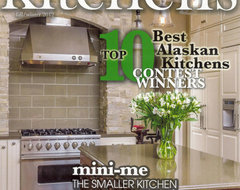 Living Larger - Alaska's Best Kitchens Grand Prize Winner traditional