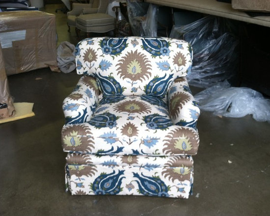 Chair Upholstery -