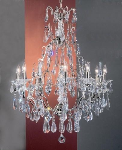 Garden of Versailles 9 Light Chandelier modern-chandeliers
