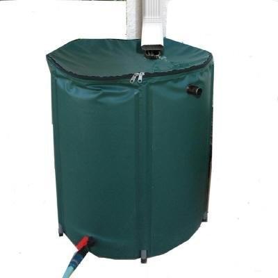 767039 52 Gallon Collapsible Rain Barrel modern-irrigation-equipment