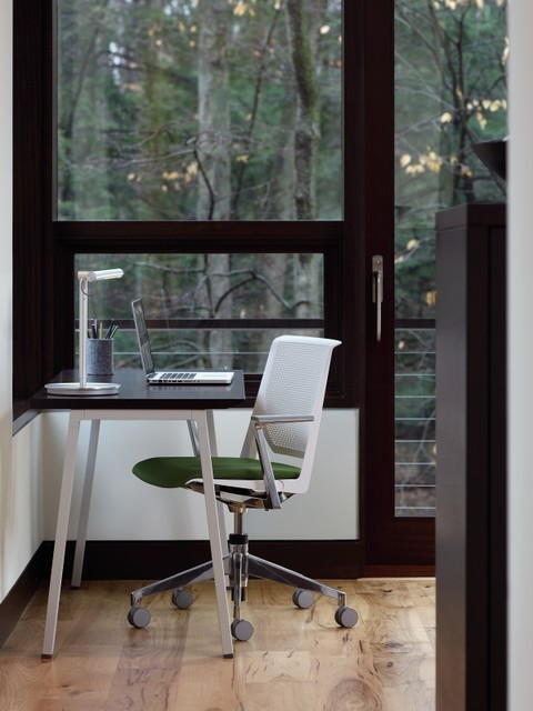 Home Office Space contemporary-chairs