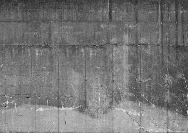 Concrete Wall No. 6 eclectic-wallpaper