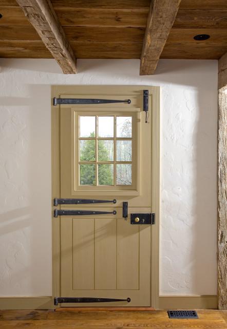 Dutch Door Traditional Front Doors Philadelphia By Fredendall Buildin
