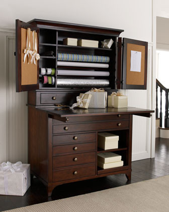 """Montgomery"" Hobby Station traditional-storage-cabinets"