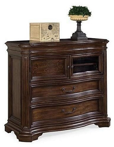 A.R.T. Furniture Coronado Media Chest traditional-dressers