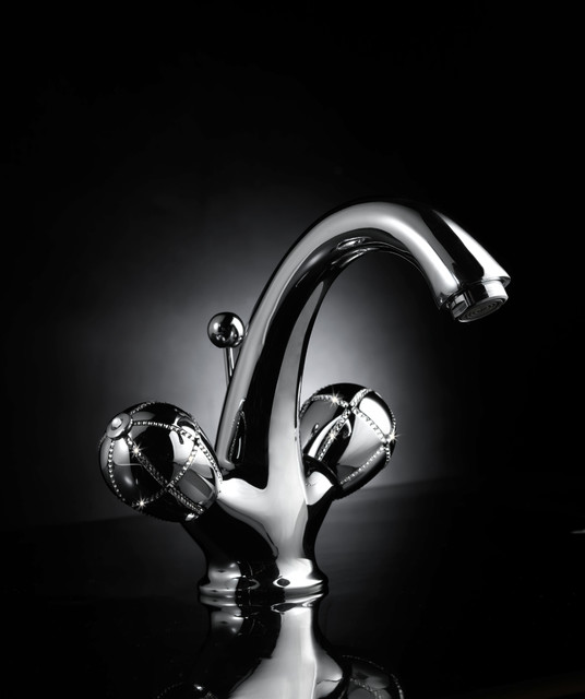 Macral Design faucets. New K. Collection traditional-bathroom-faucets