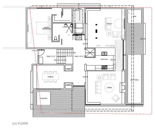 Wessyngton floor-plan