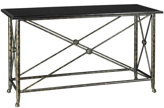 Elliot Console Table contemporary-side-tables-and-end-tables