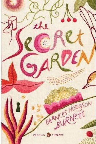 """The Secret Garden"" traditional-books"