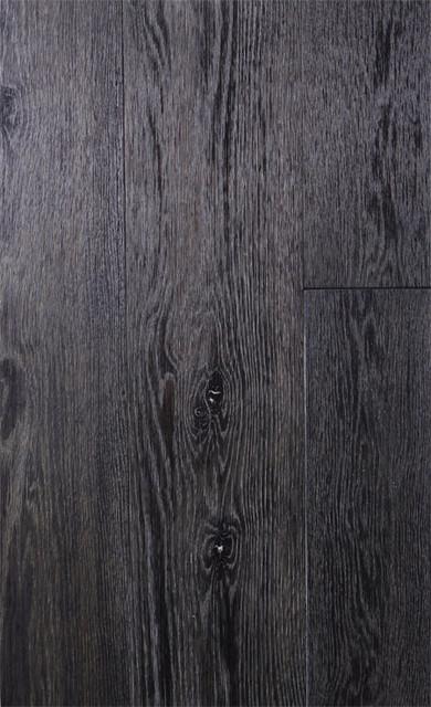 Custom White Oak Flooring traditional-hardwood-flooring
