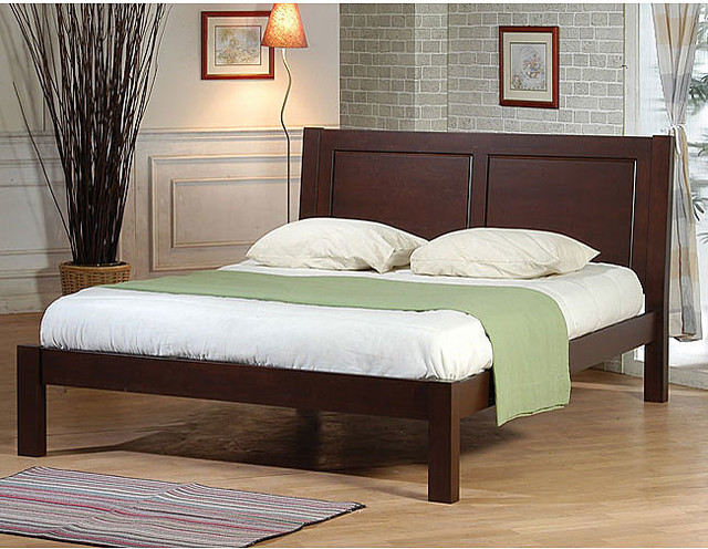 Tribeca Queen-size Bed contemporary-beds