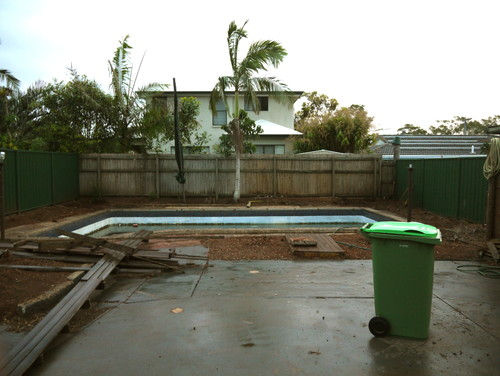 Pool Area Renovations : Swimming pool area renovation project