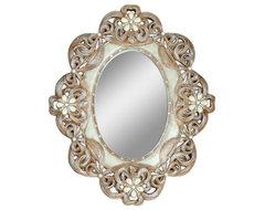 Vintage Rose Mirror modern-accessories-and-decor