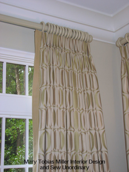 Panels  window treatments