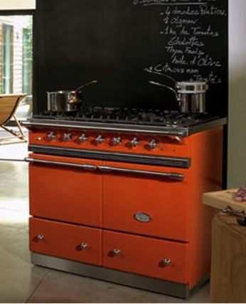 Cluny Range Cooker eclectic-gas-ranges-and-electric-ranges