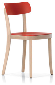 Basel Chair by Vitra contemporary-dining-chairs