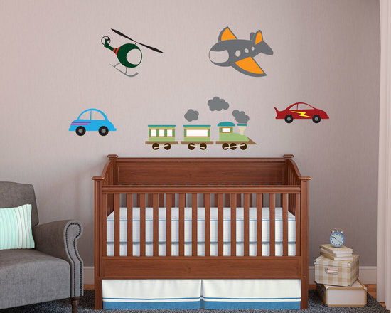 Kids Transportation Vehicles Complete Collection -
