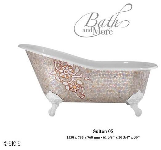 Sicis Bathtubs modern-bathtubs
