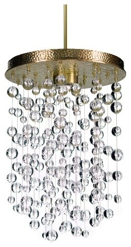 H20 light by Zia Priven contemporary-chandeliers