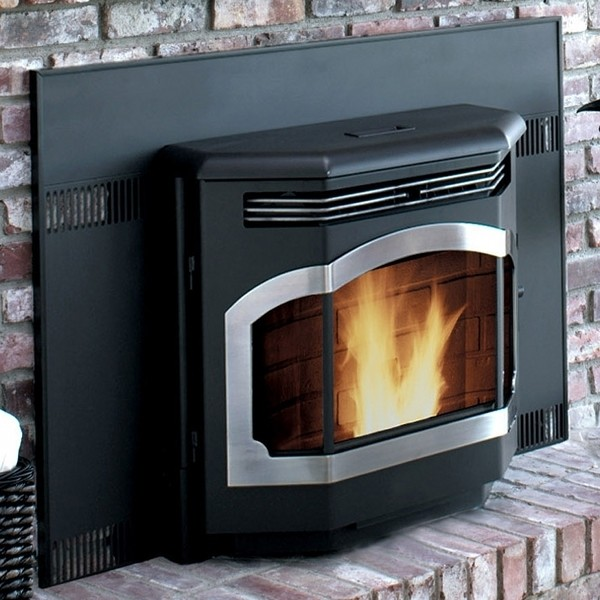 Bowdens Wood Pellet Stove Inserts Fireplace Accessories New York By Bowden 39 S Fireside